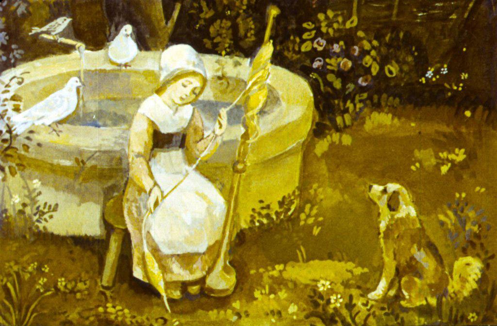 Картинка к бабушке метелице